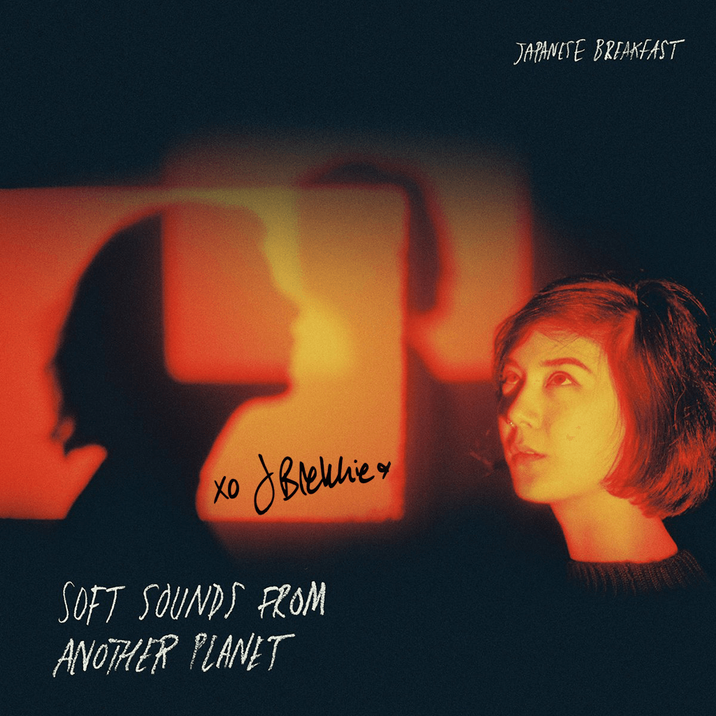 Signed Soft Sounds From Another Planet CD - Japanese Breakfast - Hello Merch