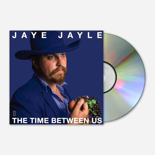 The Time Between Us Split w/Emma Ruth Rundle CD by Jaye Jayle for sale on hellomerch.com