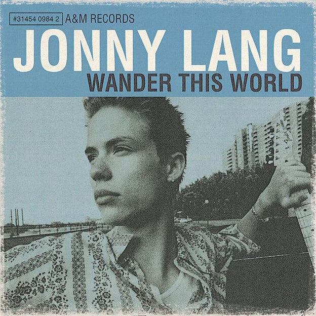 Wander This World CD - Jonny Lang - Hello Merch