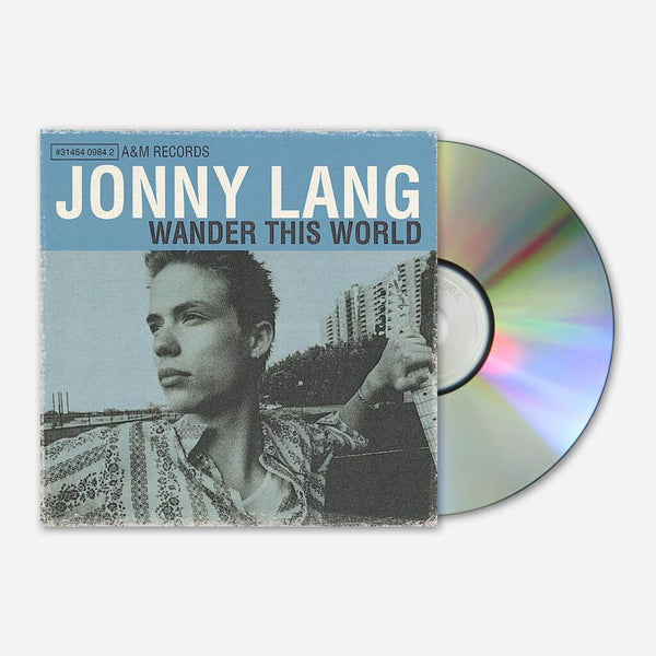 Wander This World CD by Jonny Lang for sale on hellomerch.com