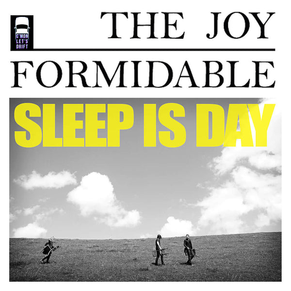 Sleep Is Day EP Digital by The Joy Formidable for sale on hellomerch.com