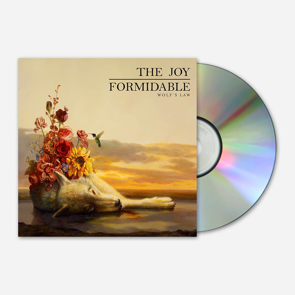 Wolf's Law CD - The Joy Formidable - Hello Merch