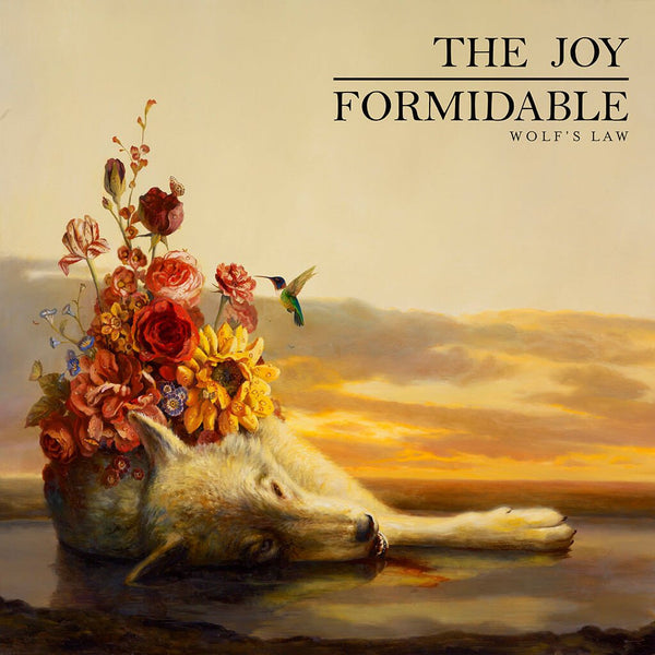 Wolf's Law Digital by The Joy Formidable for sale on hellomerch.com