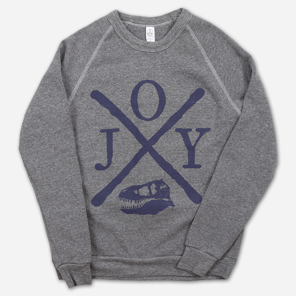 HXC Rex Eco-Grey Pullover Sweatshirt - Jenny Owen Youngs - Hello Merch