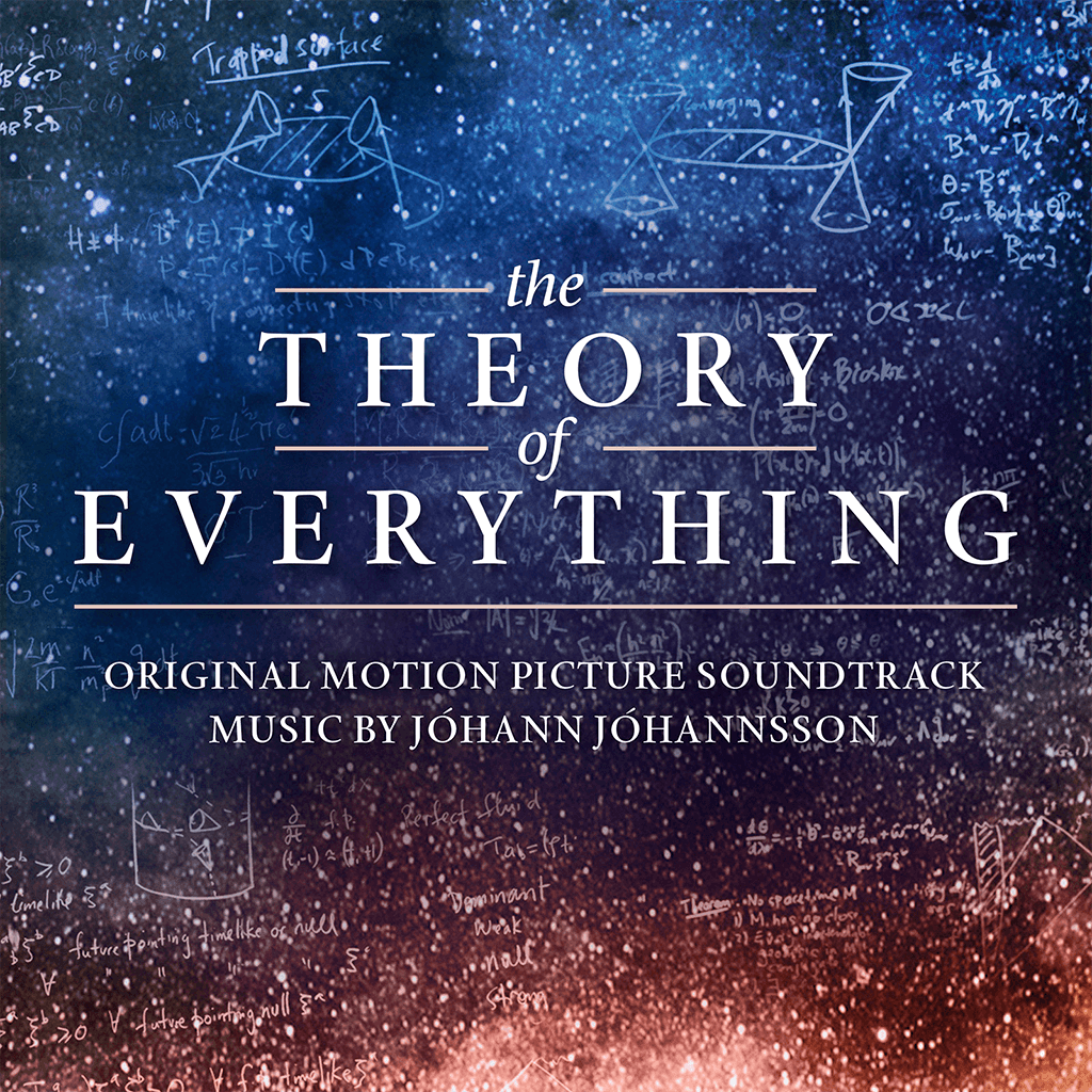 The Theory of Everything Soundtrack CD