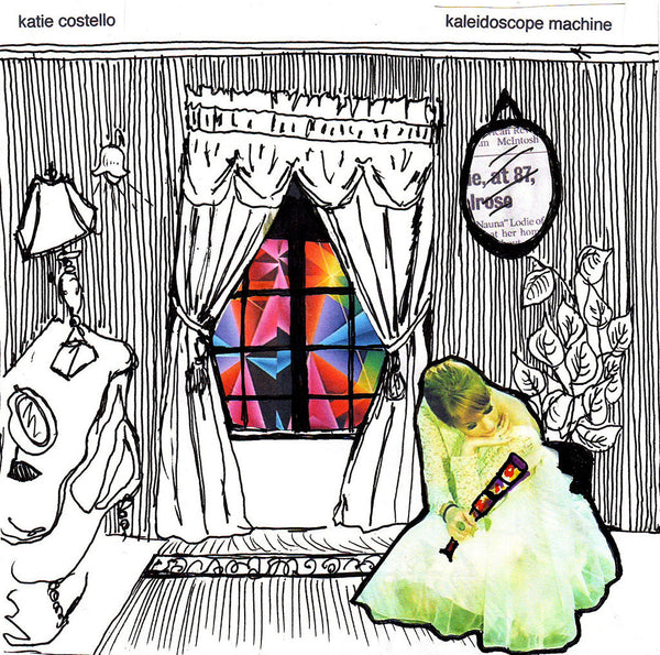Kaleidoscope Machine - LP (Audio CD) by Katie Costello for sale on hellomerch.com
