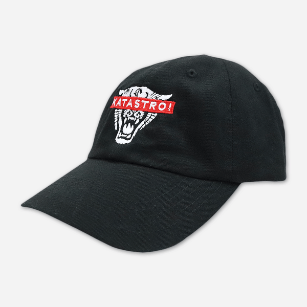 Jaguar Black Dad Hat by Katastro for sale on hellomerch.com