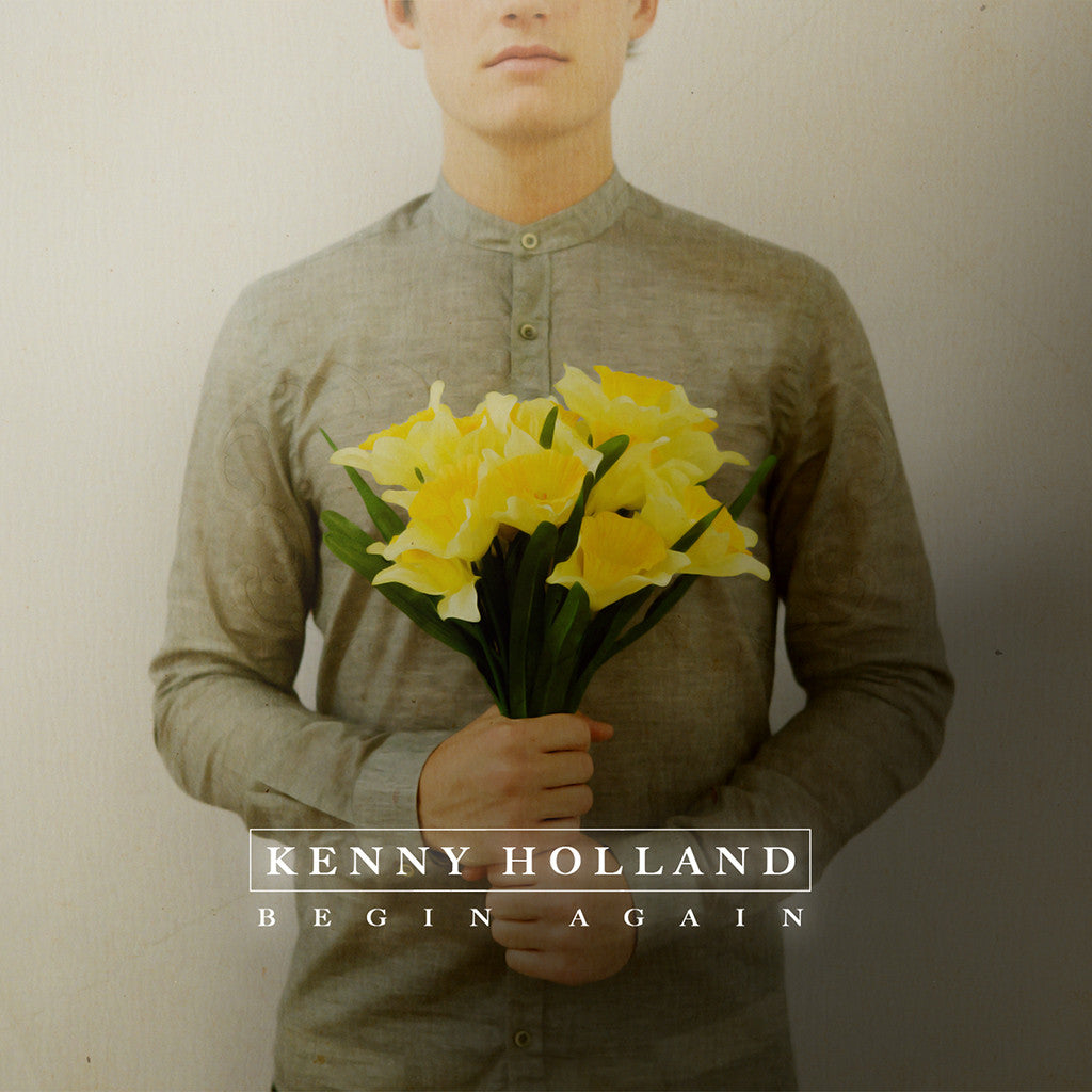 Begin Again EP CD Bundle - Kenny Holland - Hello Merch