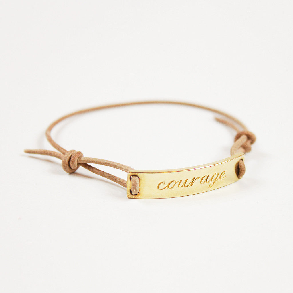 Komera Courage Bracelet - Komera - Hello Merch