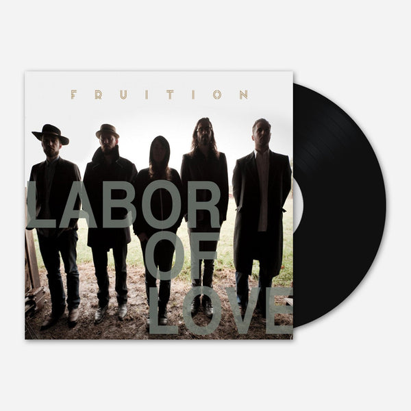 Labor Of Love Vinyl by Fruition for sale on hellomerch.com