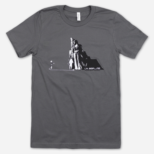 Footsteps Asphalt T-Shirt by La Dispute for sale on hellomerch.com