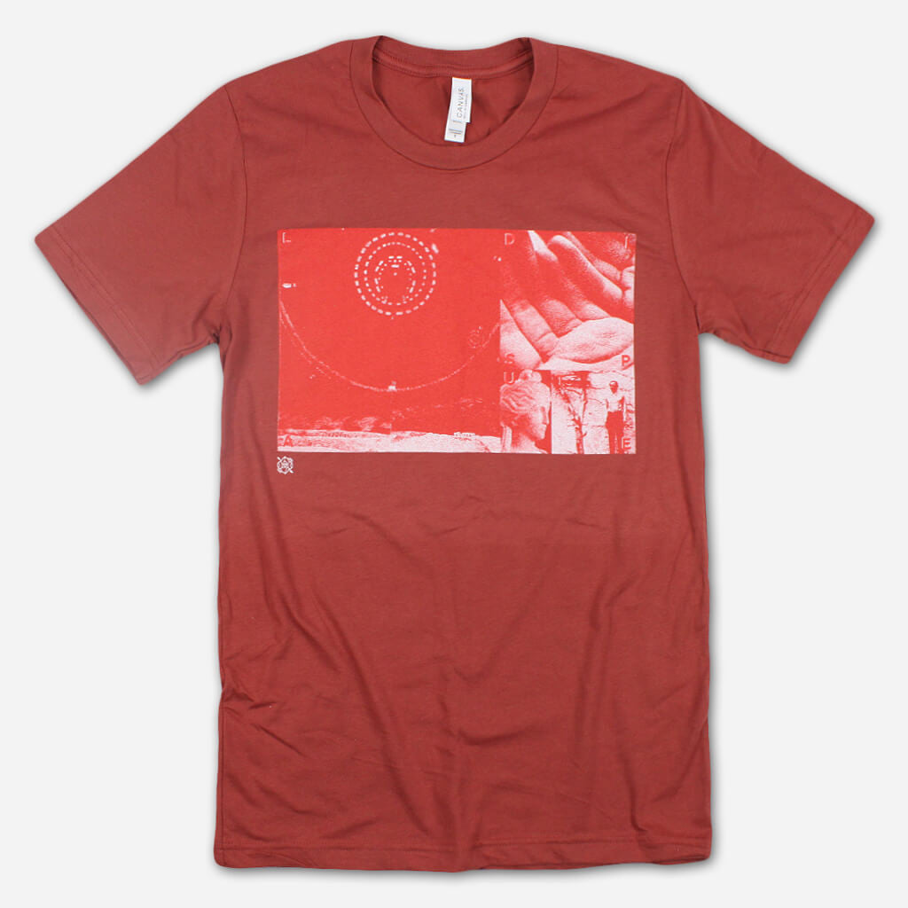 Ritual Rust T-Shirt - La Dispute - Hello Merch