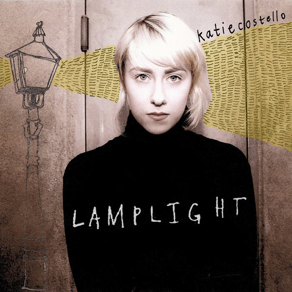 Lamplight - LP (Digital MP3) by Katie Costello for sale on hellomerch.com