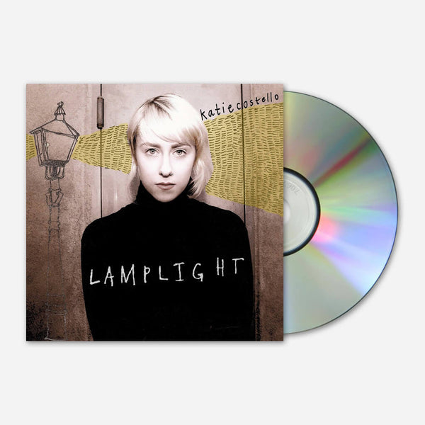 Lamplight - LP (Audio CD) by Katie Costello for sale on hellomerch.com