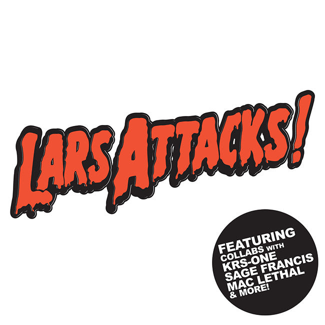 """Lars Attacks!"" CD"