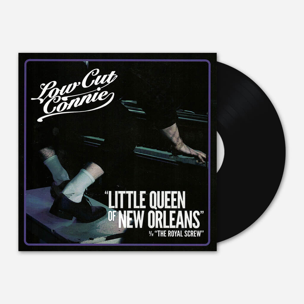 "Little Queen Of New Orleans 7"" Vinyl"