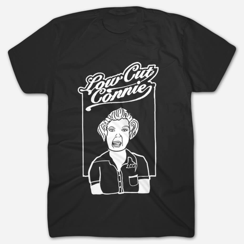 Connie Black T-Shirt