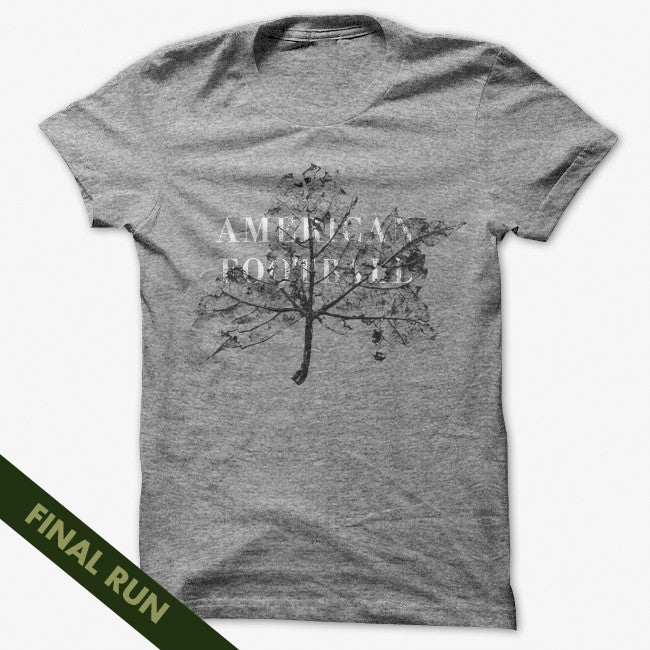 Leaf Heather Grey Tri-Blend