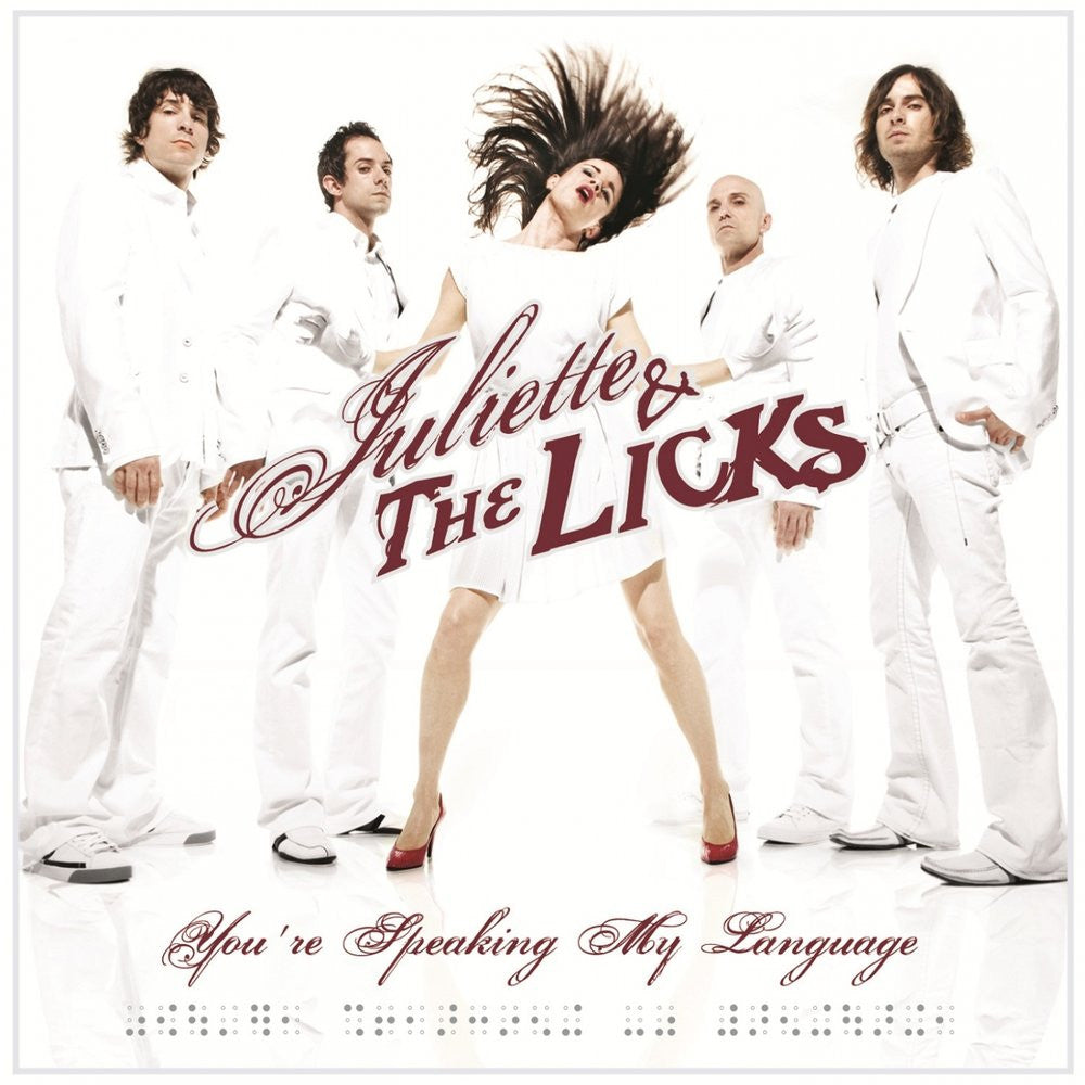 Juliette and The Licks - You're Speaking My Language (LP) CD