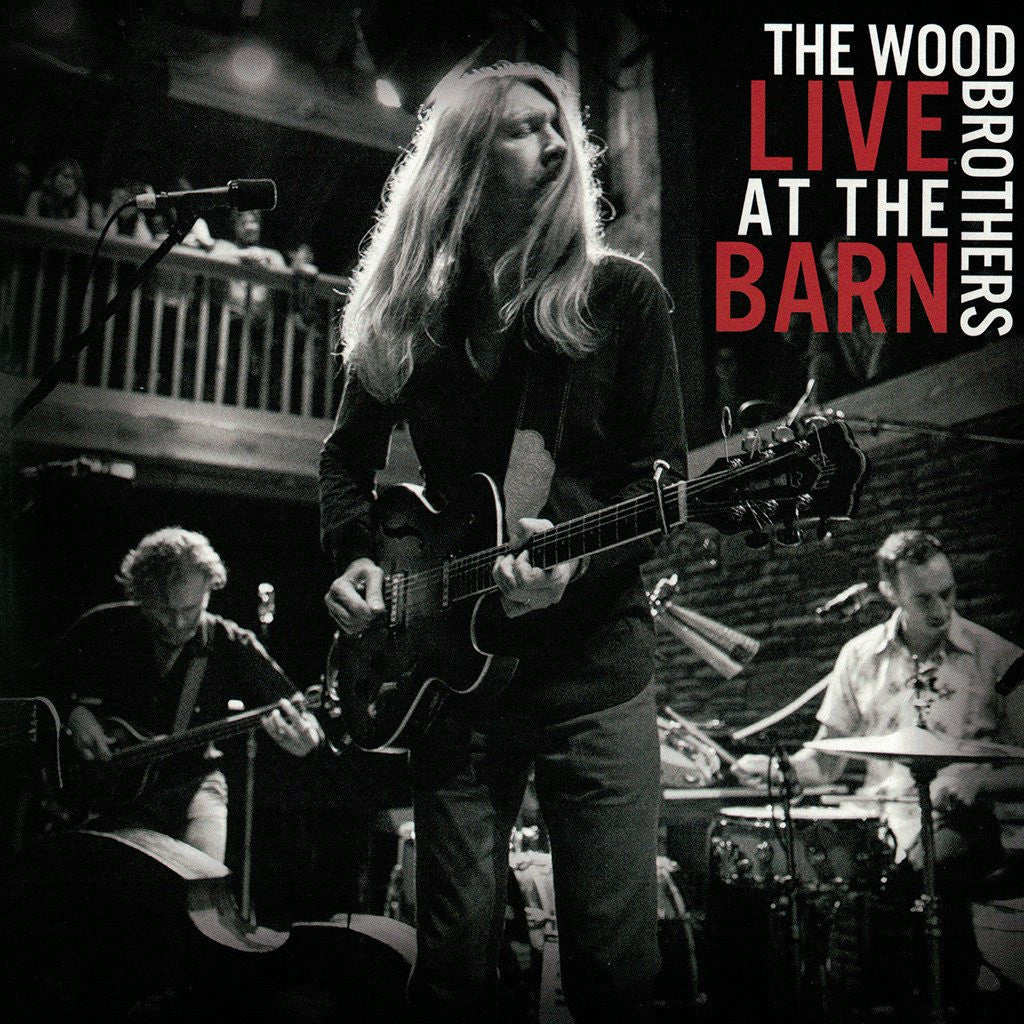 Live At The Barn 12
