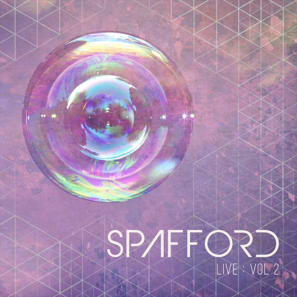Spafford - Live: Volume 2 CD - Spafford - Hello Merch