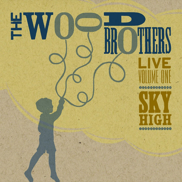 Live Volume 1: Sky High CD by The Wood Brothers for sale on hellomerch.com