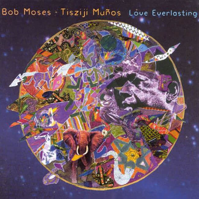 Bob Moses & Tisziji Munos - Love Everlasting CD