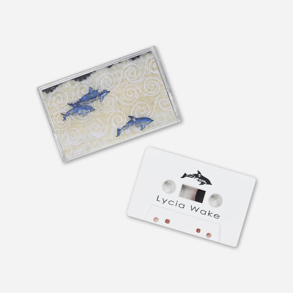Wake EP Cassette Tape - Lycia - Hello Merch