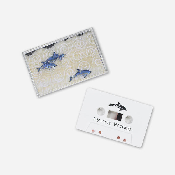 Wake EP Cassette Tape by Lycia for sale on hellomerch.com