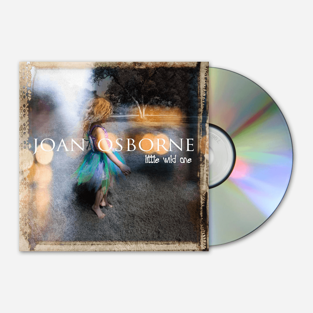 Little Wild One CD - Joan Osborne - Hello Merch