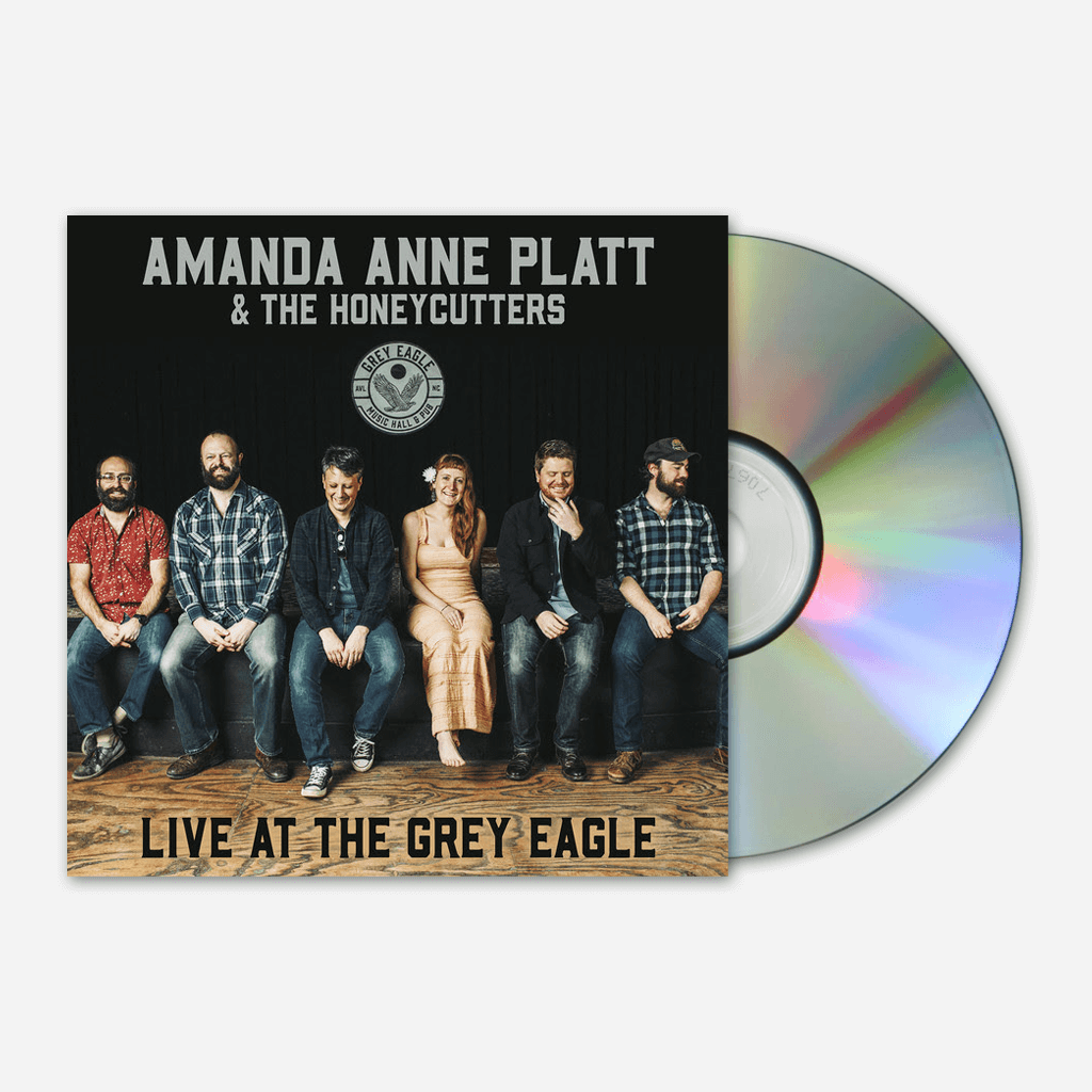 Live at the Grey Eagle CD