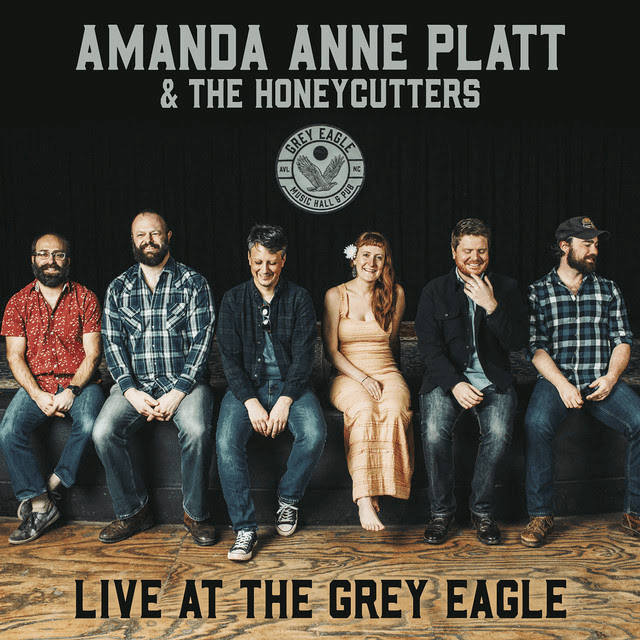 Live at the Grey Eagle CD - Amanda Anne Platt & The Honeycutters - Hello Merch