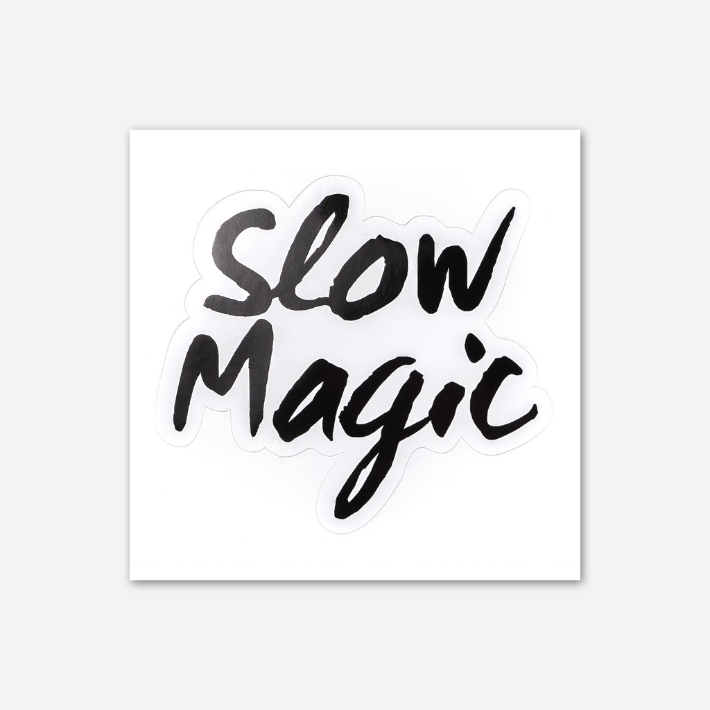 Sticker Bundle - Slow Magic - Hello Merch