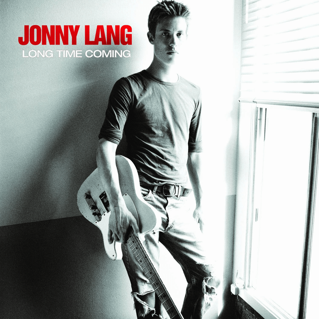 Long Time Coming CD - Jonny Lang - Hello Merch