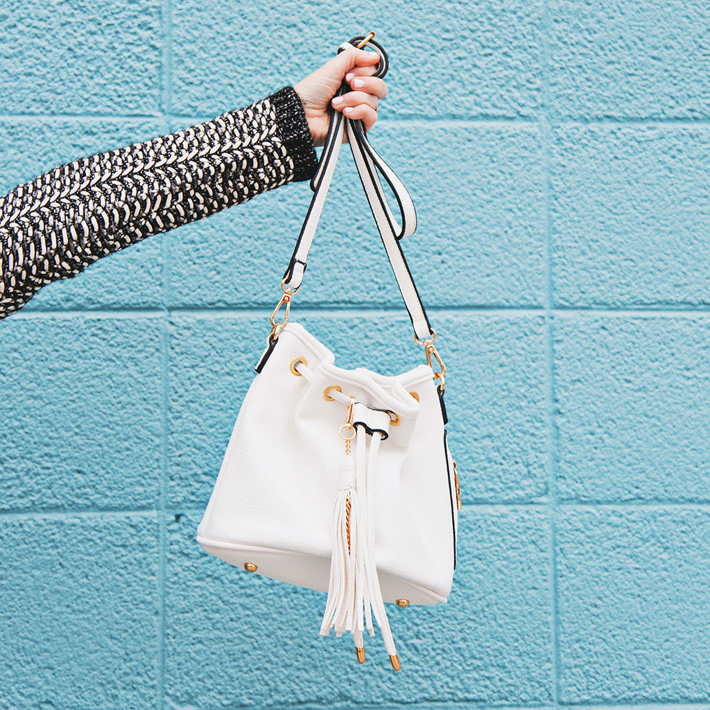 Lulu Fresh Bucket Bag