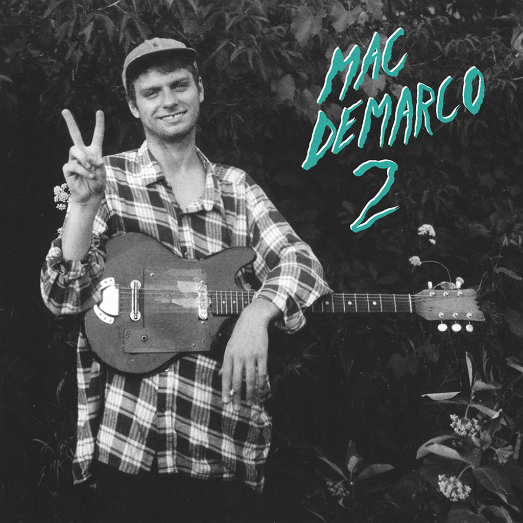 Mac DeMarco 2 CD - Mac DeMarco - Hello Merch