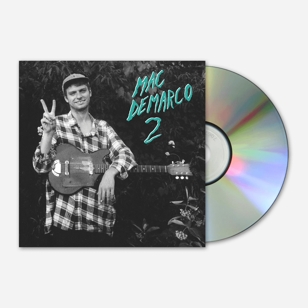 Mac DeMarco 2 CD