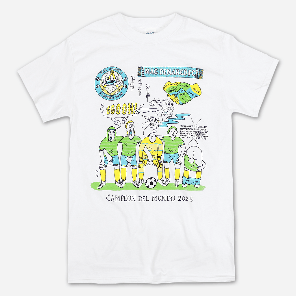 Football Club White T-Shirt