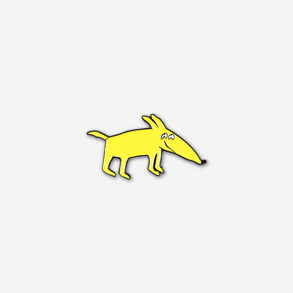 Mac Dog Pin