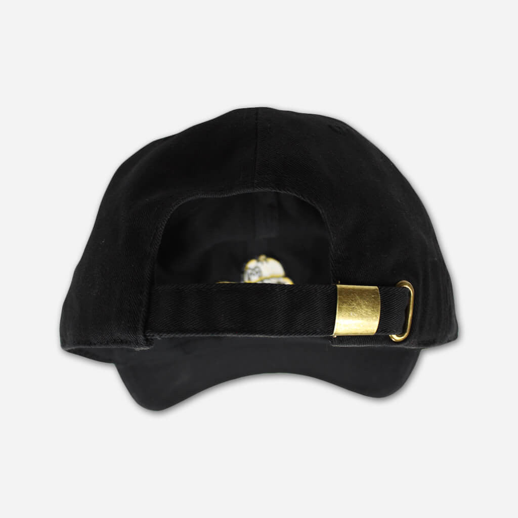 Portrait Black Dad Hat - Mac DeMarco - Hello Merch