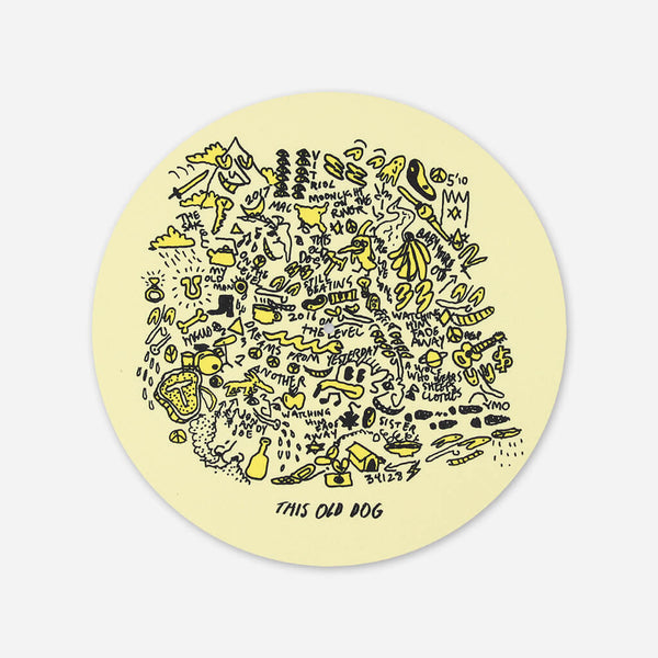 This Old Dog Slipmat by Mac DeMarco for sale on hellomerch.com