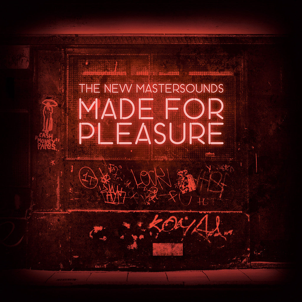 Made For Pleasure Vinyl - The New Mastersounds - Hello Merch