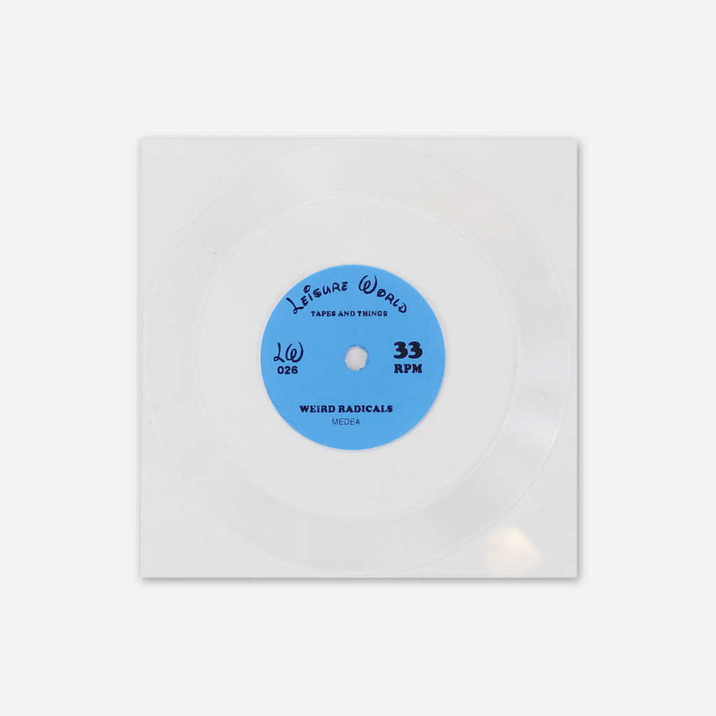 Medea Clear Flexi Disc
