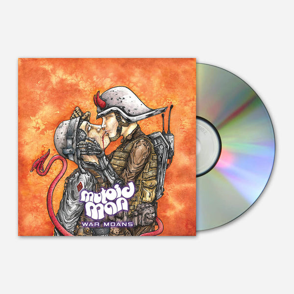 War Moans CD by Mutoid Man for sale on hellomerch.com