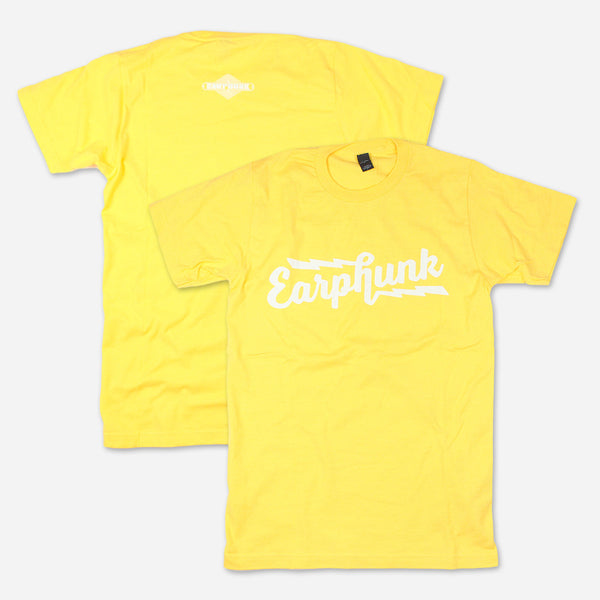 Lightning Sunshine T-Shirt by Earphunk for sale on hellomerch.com