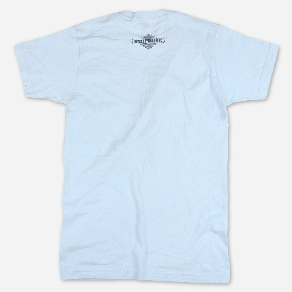 Phunk This Light Blue T-Shirt - Earphunk - Hello Merch