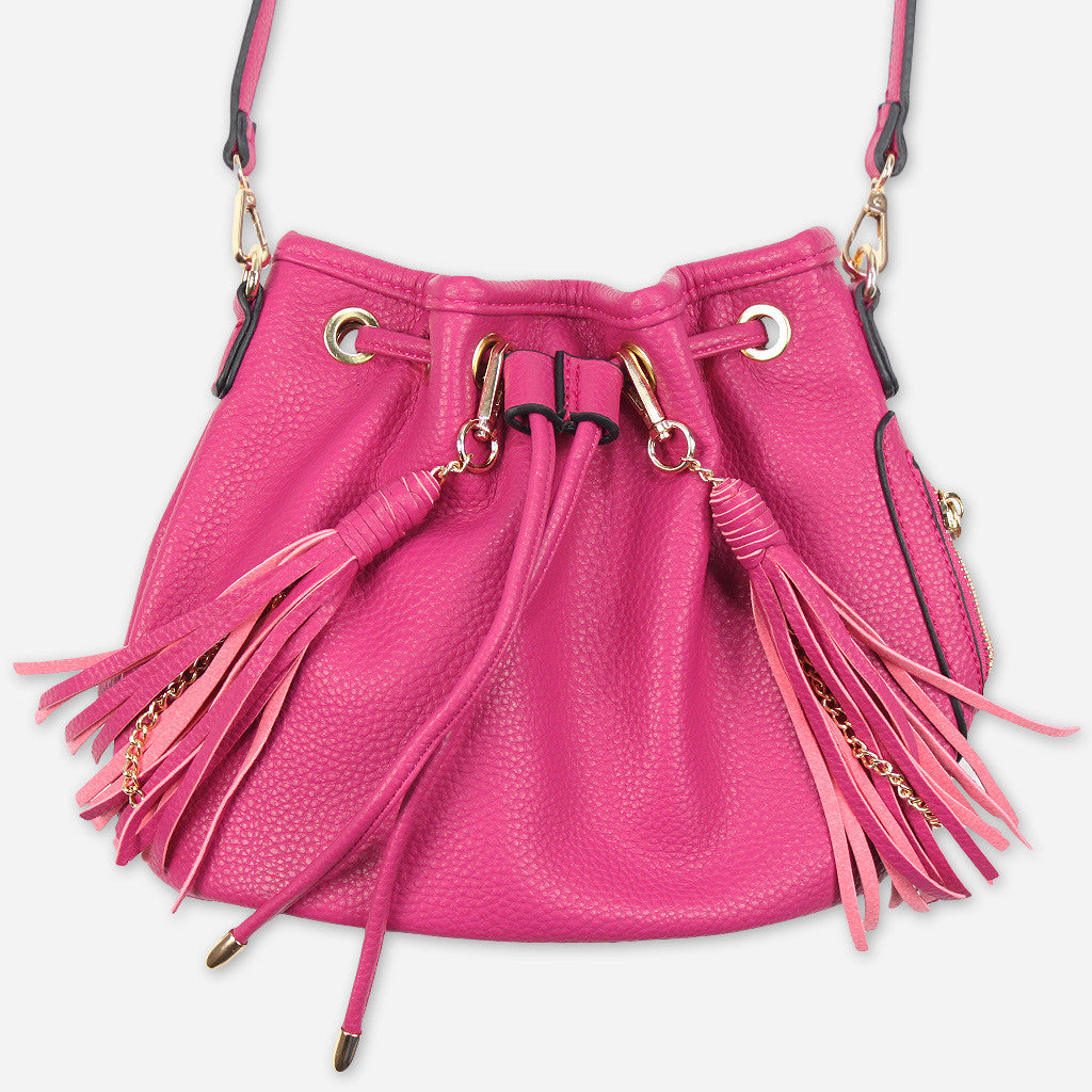 Lulu Blossom Bucket Bag - Oui Fresh - Hello Merch