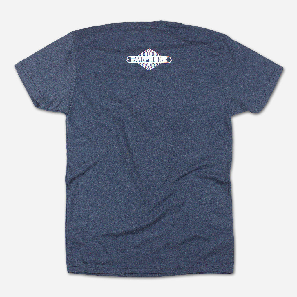 Sweet Nasty Indigo T-Shirt - Earphunk - Hello Merch