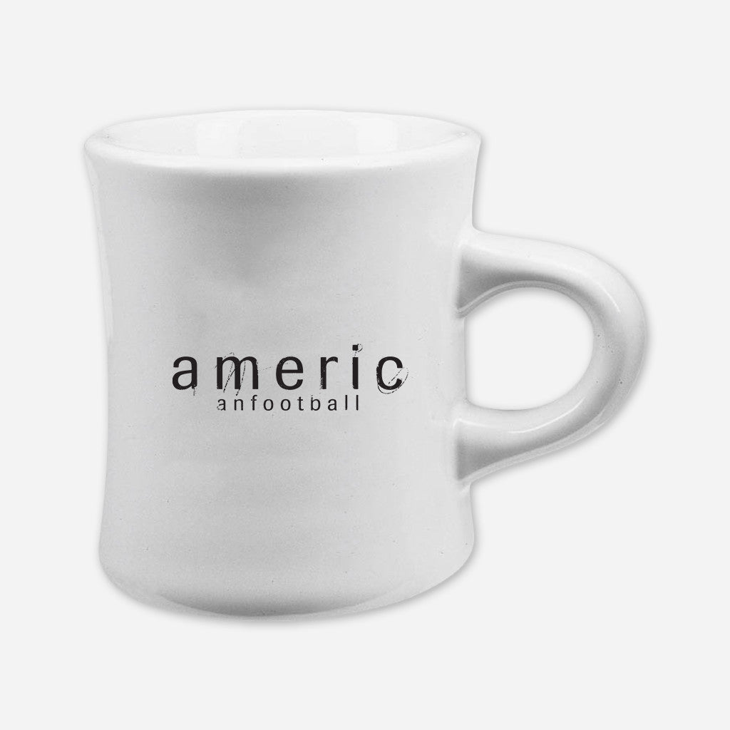 American Football Diner Mug - American Football - Hello Merch