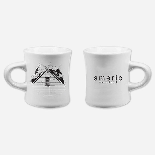 American Football Diner Mug by American Football for sale on hellomerch.com